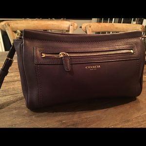 Coach Large Legacy Clutch Bag Beautiful!